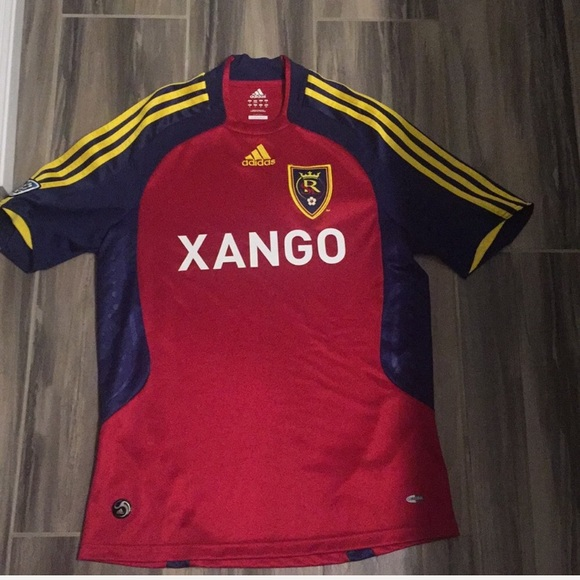 competitive price d7e43 6c8ef Real Salt Lake Jersey